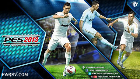 Pro Evolution Soccer 2013 Patch v1.04-RELOADED