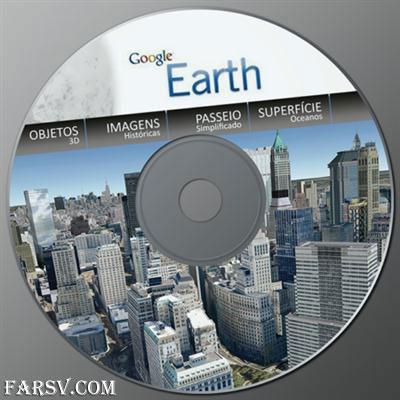 دانلود نسخه جدید گوگل ارث Google Earth Pro v7.1.1.1580 Final