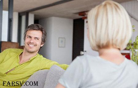نحوه صحیح صحبت کردن و گوش دادن به حرفهای همسر