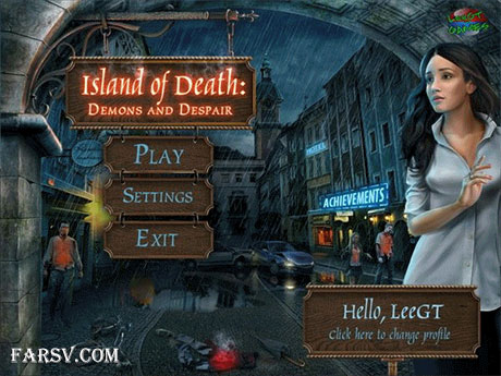 دانلود بازی Island Of Death: Demons And Despair