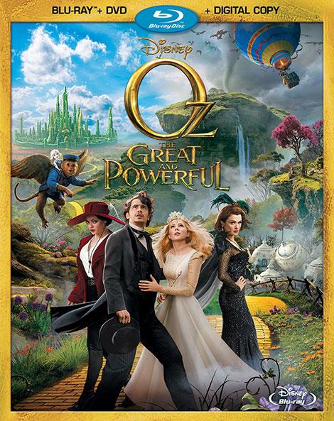 دانلود دوبله فارسی فیلم Oz The Great And Powerful 2013
