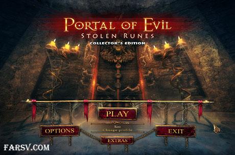 Portal Of Evil Stolen Runes Collectors Edition