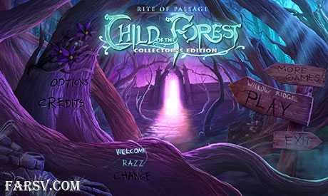 Rite of Passage Child of the Forest Collector's Edition Final
