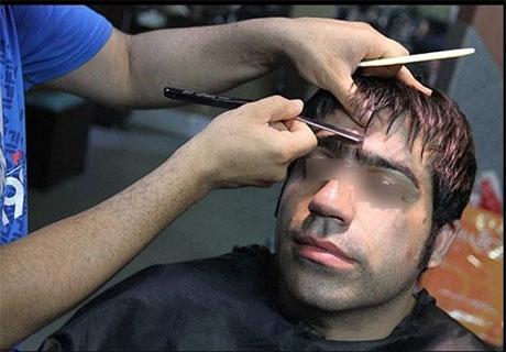 آرایش زنانه مردان در آخرالزمان