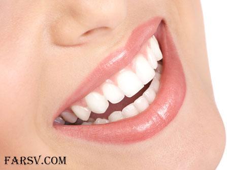 سفید کردن دندان ها با جوش شیرین