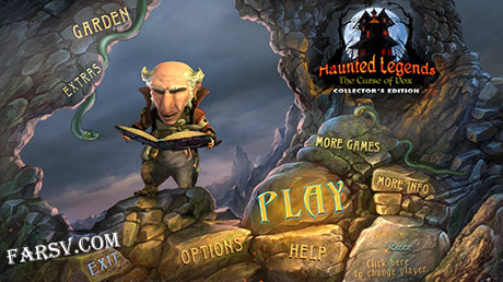 Haunted Legends 4 The Curse Of Vox Collectors Edition Final