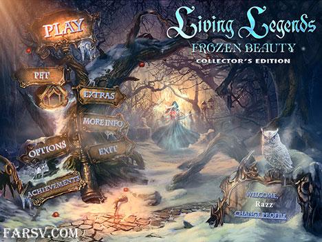 Living Legends 2: Frozen Beauty Collector's Edition Final
