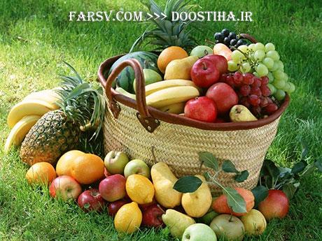 داستان کوتاه سطل پر از میوه