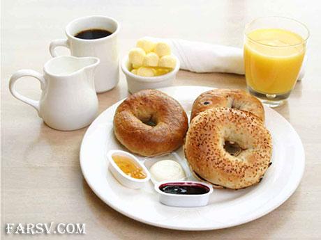 صبحانه در کشورهای جهان
