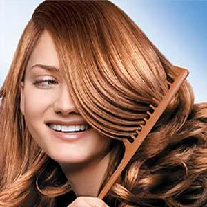 رنگ موهای طبیعی و گیاهی