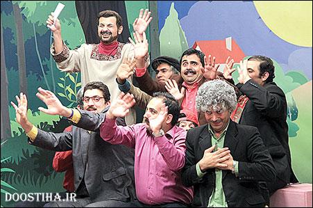 سوژه جدید خنده بازار محمود شهریاری