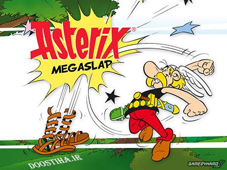 دانلود بازی جذاب آستریکس برای اندروید Asterix