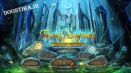 Forest Legends: The Call of Love Collector's Edition Final
