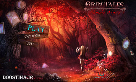 Grim Tales 5: Bloody Mary Collector's Edition