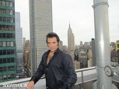 حسام نواب صفوی در نیویورک