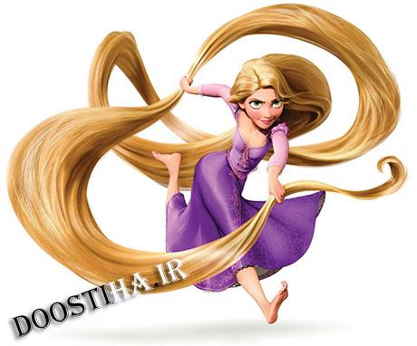 موهایی با رشد زیاد و سریع