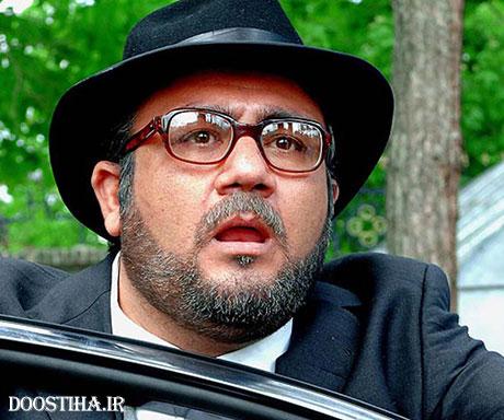 مهران غفوریان در مجموعه جدید شوخی کردم مهران مدیری