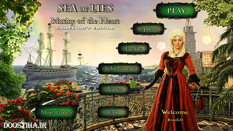 Sea Of Lies: Mutiny Of The Heart Collector's Editio