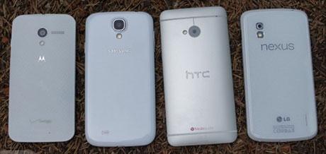 مقایسه فنی گوشی های هوشمند