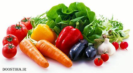 فواید مصرف روزانه سبزیجات