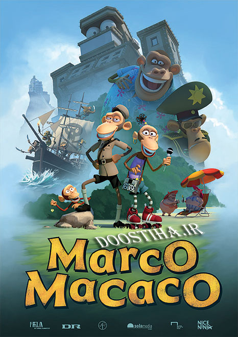 Marco Macaco 2012