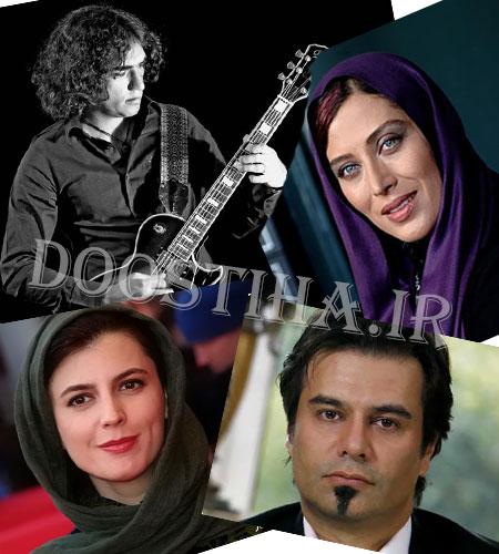 هنرمندان ایرانی با تحصیلات بی ربط