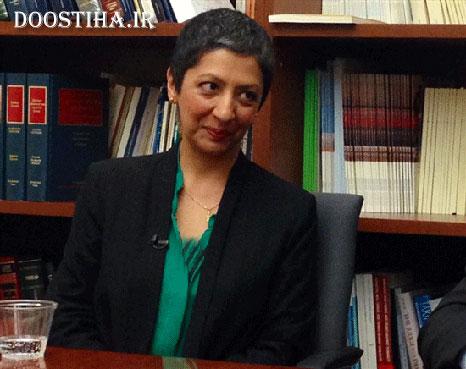 زنی که مترجم روسای جمهور ایران در سفر به نیویورک است