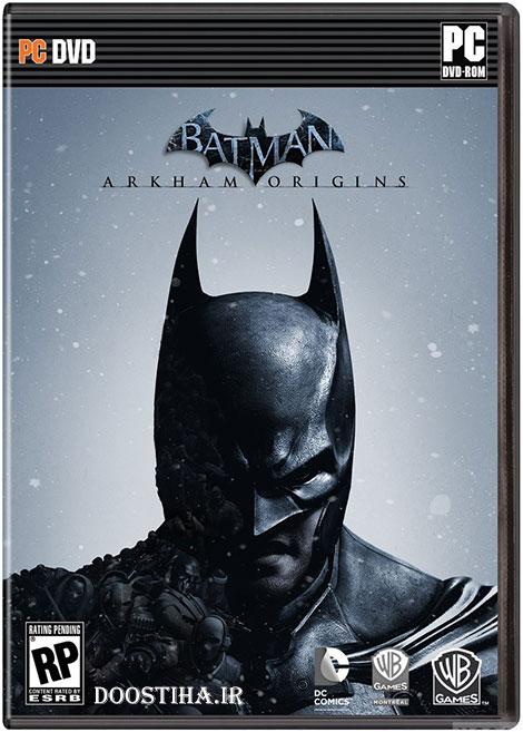 Batman Arkham Origins 2013 RELOADED