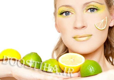 ماسک میوه ای برای روشن و زیبا شدن پوست