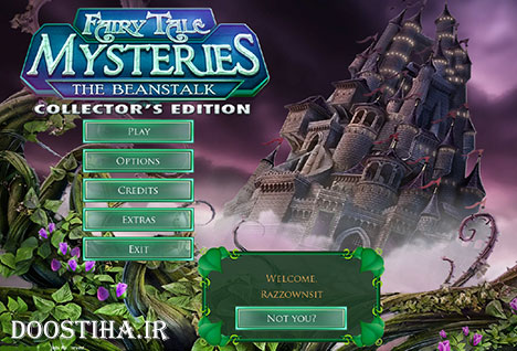 Fairy Tale Mysteries 2: The Beanstalk Collector's Edition