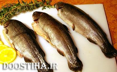 درمان ورم مفاصل با مصرف ماهی