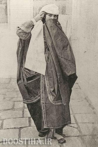 حجاب زنان ایرانی در زمان قاجار