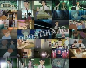 دانلود انیمیشن جنگل پیانو دوبله فارسی Piano Forset 2008