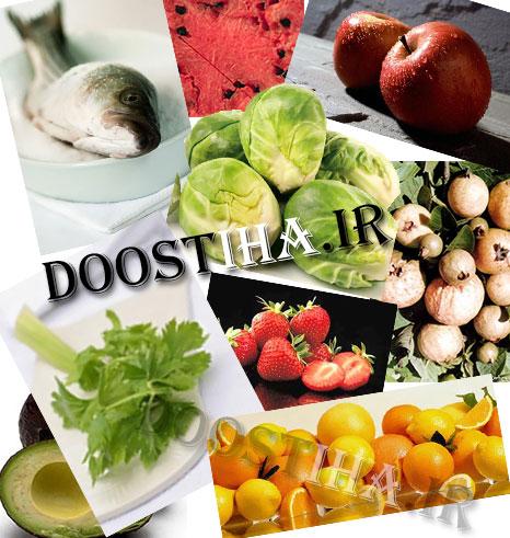 خوراکی های شفابخش