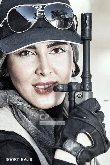 عکسهای جدید و خطرناک لیلا بلوکات