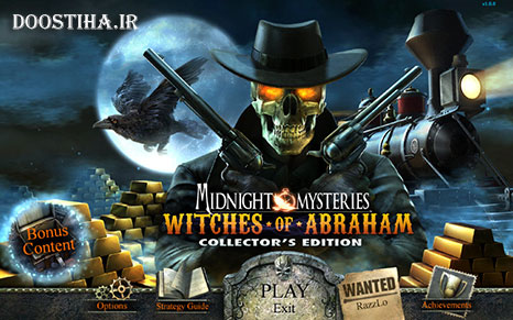 Midnight Mysteries 5 Witches of Abraham