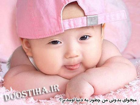 تصاویر دیدنی از لحظه لقاح تا نوزاد