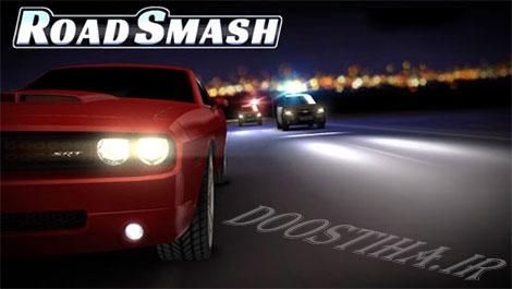 دانلود بازی مسابقات خیابانی Road Smash
