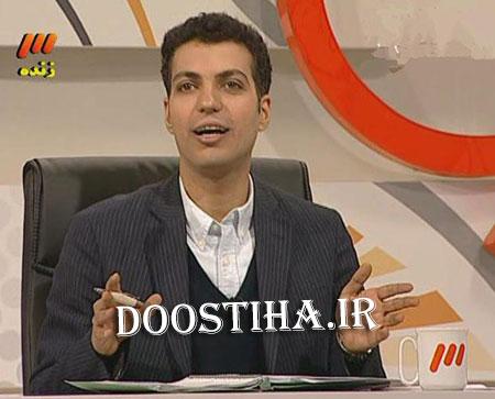 سوتی جالب در برنامه 90 تاریخ 15 مهر 92
