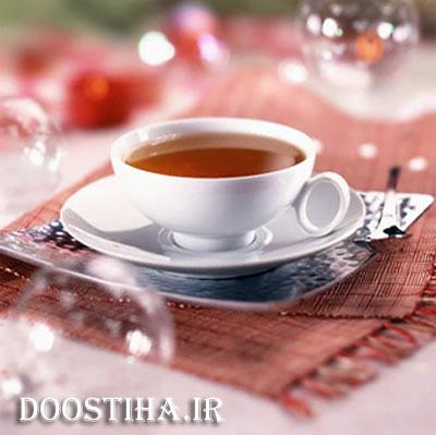 جلوگیری از سکته با مصرف چای