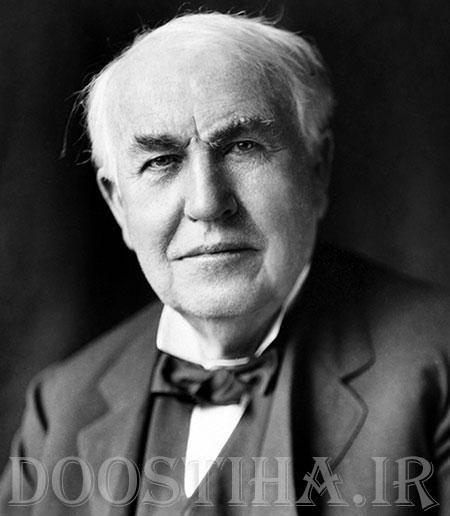 جملاتی از توماس ادیسون