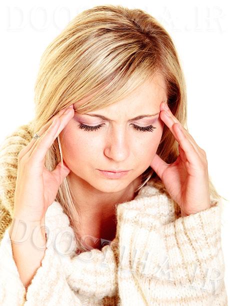 تسکین و درمان طبیعی سردرد