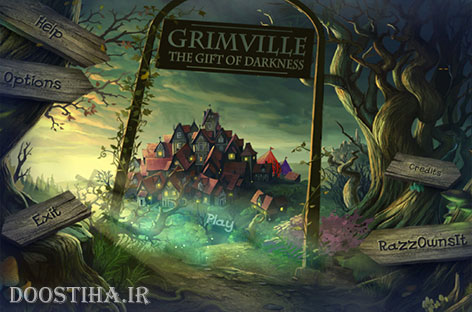 Grimville: The Gift of Darkness With Guide Final