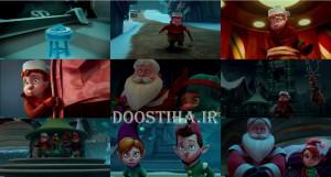 Saving Santa 2013 Bluray