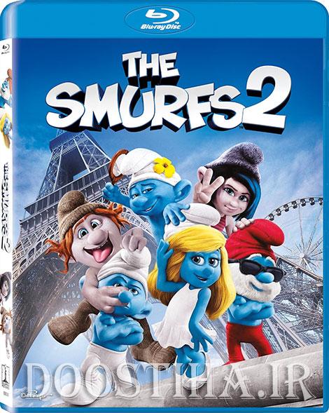 The Smurfs 2 Bluray 2013