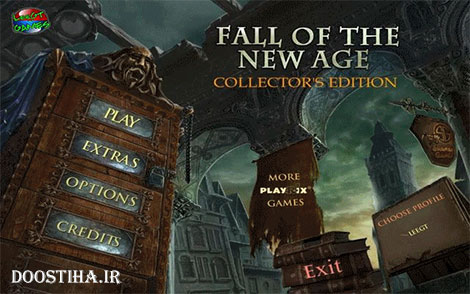 Fall of the New Age Collector's Edition Final