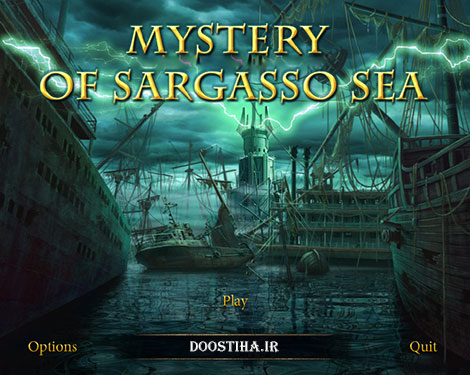 Mystery of Sargasso Sea Fina