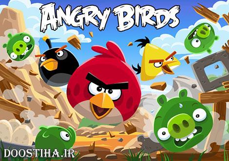 Angry Birds v4.0 2014