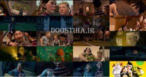 دانلود انیمیشن خانه هیولا با دوبله فارسی