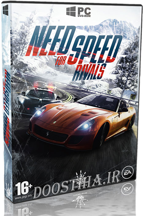 Need For Speed Rivals - RELOADED